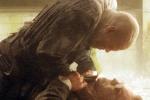 Morpheus strangling Smith